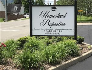 Homestead Properties apartment in Johnson City, TN