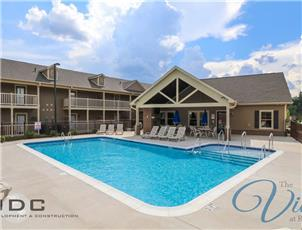The Villas at River Bend apartment in Kingsport, TN